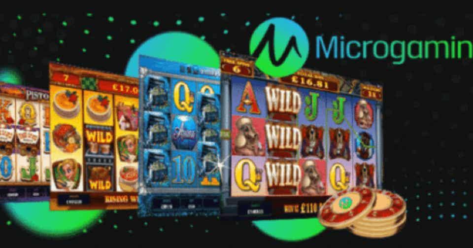 Daftar Slot MicroGaming Terbaik 2020